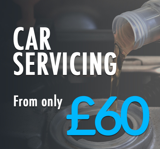 Car Servicing Rotherham
