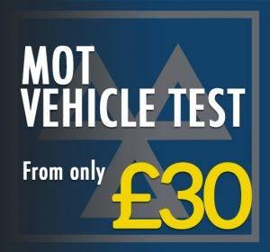 MOT Vehicle Test Rotherham